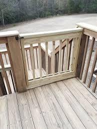 photos gate for deck stairs diy home design u0026 furniture