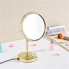 conair chrome magnifying countertop vanity mirror with light the video of gurun led lighted makeup mirror from our customer