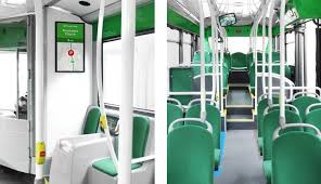 London Bus Interior Transport App Citymapper Is Launching A Real Paid Bus Service In