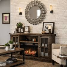 A Fireplace Center Patio Shop Indoor Fireplaces At The Home Depot