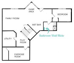 basement bathroom floor plans basement bathroom floor plans 28 images basement ideas on