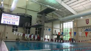 radford teams up with christiansburg to use aquatic center