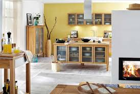 New Cabinets For Kitchen by Wooden Free Stand Cabinets For Kitchen With Glass Door Decor Crave