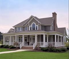 country farmhouse plans with wrap around porch plan 16804wg country farmhouse with wrap around porch country