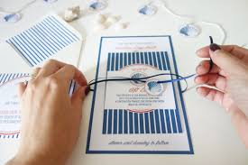 diy free nautical wedding invitation template be inspired bride