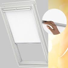 velux blackout blind white for ggl ghl m04 ggl fvi 1 amazon co uk