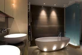 beleuchtung badezimmer led in fliesen einbauen ideen für indirekte beleuchtung