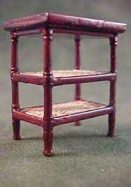 French Country Side Table - bespaq french country amise caned side table 1 24 scale