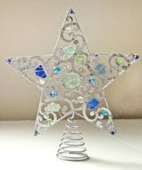 glass tree toppers foter