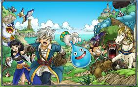 Dragon Quest Monsters Super Light March Over To Yahoo Games For The Beta Release Of Dragon Quest