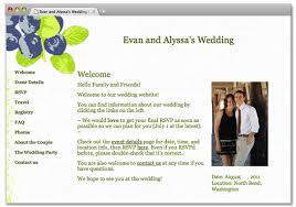 registry wedding website wedding website welcome page glosite
