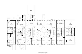 Nyc Brownstone Floor Plans 119 West 92nd Street Townhouse Upper West Side New York Ny
