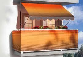 balkon markise ohne bohren markisen kaufen otto