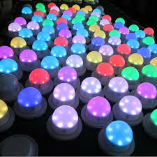 color change 7 5v led button battery lights buy led button
