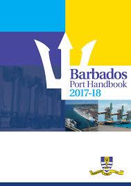 barbados port handbook 2017 18 by land u0026 marine publications ltd