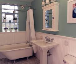 Wainscoting Small Bathroom by 204 Best Bathroom Ideas Images On Pinterest Bathroom Ideas Home