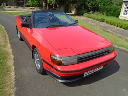 toyota celica convertible for sale uk for sale 1987 toyota celica convertible 2 0 gt 16v