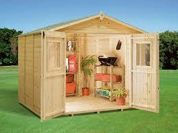di legno per giardino le casette di obi bricoliamo