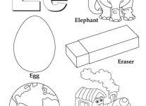 letter e coloring sheets coloring free coloring pages