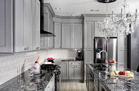 what color backsplash with gray cabinets gray kitchen cabinets selection you will 2020 updated
