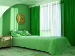 Best Color Curtains For Green Walls Decorating Interior Looking Green Bedroom Decoration Using Large Green