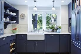 blue kitchen ideas beautiful blue kitchen design ideas
