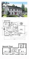 saltbox architecture saltbox house plan 20136 total living area 2095 sq ft 3