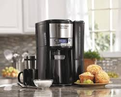 Under Cabinet Coffee Maker Rv Hamilton Beach Brewstation 12 Cup Dispensing Coffeemaker With