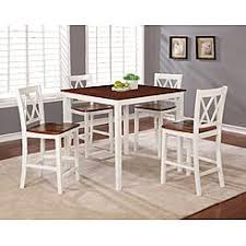 White Square Kitchen Table by Dining Table Sets Kitchen Table Sets Sears