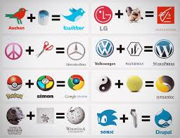 si e social auchan the secret origin of brand logos by guillaume baret auchan