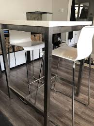 Utby Bar Table Ikea Utby Bar Table Discontinued Furniture In Los Angeles Ca