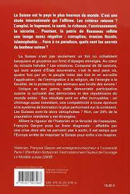 bureau d ude environnement suisse amazon fr la suisse pays le plus heureux du monde françois