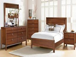 Rustic Wood Bedroom Set - bedrooms fascinating all wood bedroom furniture sets that you