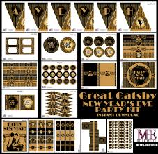 New Years Party Decorations Supplies by Gatsby Party Decorations 1920 U0027s Theme Party Metro Events Party