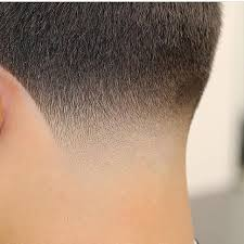 women haircut tapered neck behind ear the neck taper haircuts barbershop and hair style
