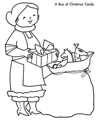 mrs claus coloring pages mrs claus christmas coloring pages