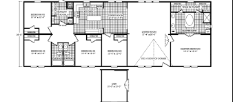 5 Bedroom Mobile Homes Floor Plans 100 Cavco Homes Floor Plans Flooring Manufacturedmes Floor