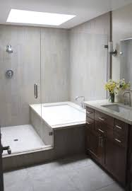 Diy Bathroom Floor Ideas - bathroom grey bathroom cabinet white porcelain toilet glass