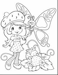 remarkable strawberry shortcake coloring page with flash coloring
