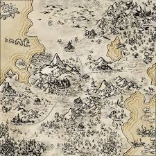 Fantasy Maps I U0027ve Created 400 Photoshop Brushes For Creating Hand Drawn Style