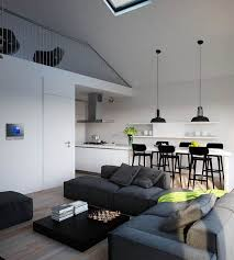 cuisine moderne ouverte sur salon cuisine ouverte sur salon en 40 nouvelles idées du moderne au rustique