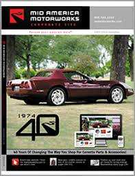 corvette america parts corvette parts catalog a catalog of corvette parts for sale