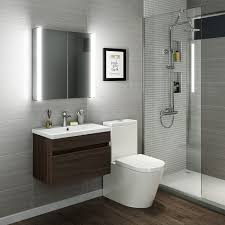Mirrored Bathrooms Bathrooms Design Large Mirrored Medicine Cabinet Built In