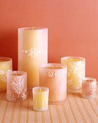 Personalize Candles 83 Best Diy Candle Holders Images On Pinterest Decoration Diy