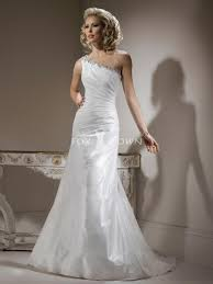 one shoulder wedding dress image for one shoulder wedding dress things to wear