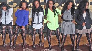 thigh high lace up boots zigi piarry pria youtube