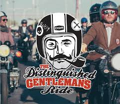 gentleman s distinguished gentlemen s ride triumph motorcycles