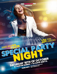 advertising template free download music club flyer template freedownloadpsd com night party flyer free download