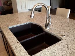 granite composite sink repair u2014 the homy design