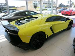 yellow lamborghini aventador for sale lamborghini aventador lp720 4 for sale in australia gtspirit